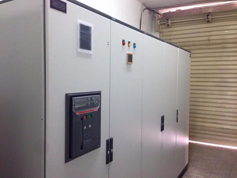 Electrical Distribution Panel  2500A ,  We are ready to make  up to 10,000 Amps  Electrical Distribution Panels ,  Control Panels , Scada Systems,  PLC systems .  Automation ..etc.