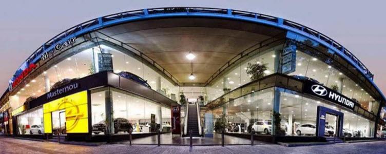 Concesionario Opel en Barcelona
