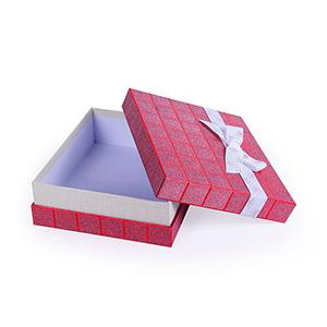 Lift-off lid Gift Box