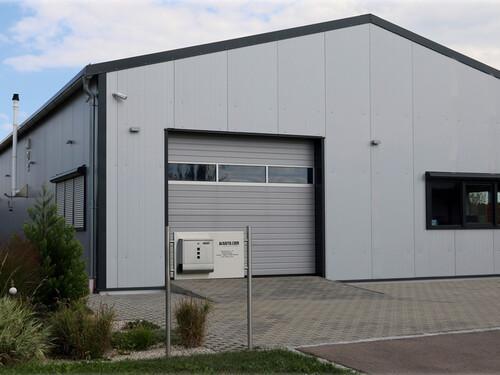 Firmengebäude Alkoto GmbH