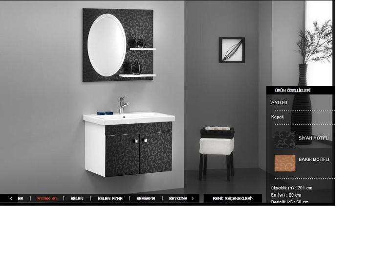 ekonomik banyo modelleri www.gulbanyo.com