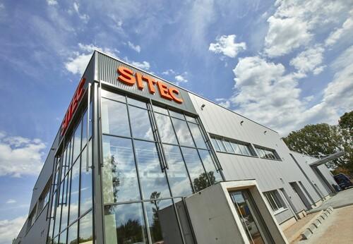 Neues Firmengebäude am Standort Chemnitz