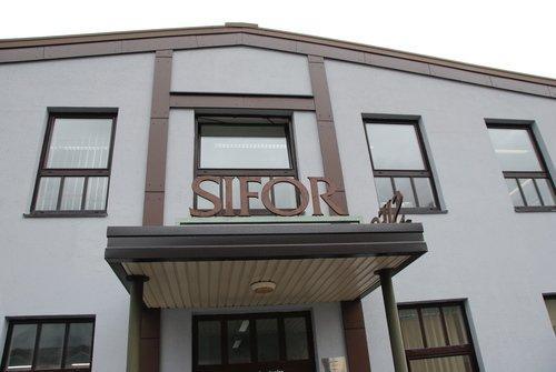 SIFOR Gebäude
