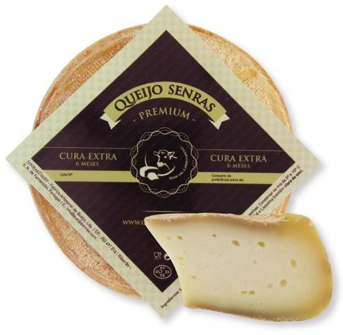 Senras Cheese Premium - 6 month old