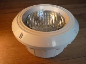 We produce underwater lights for concrete and liner pools, both 100w and 300w.