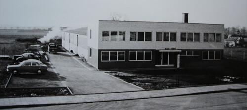 Firmensitz 1960