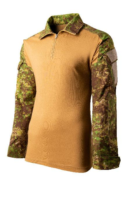 greenzone camouflage tactical combat shirt