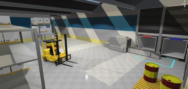 Realidade Virtual para Formação