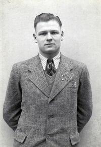 Firmengründer Rudolf Clauß