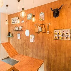 retail design, concept de design d'espace.