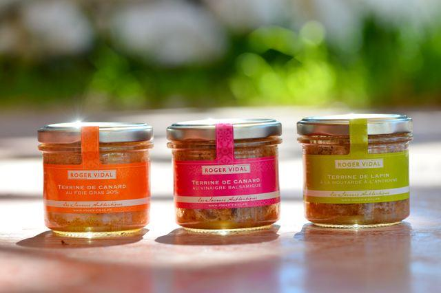 Roger Vidal has launched in 2012 the Authentic Flavours product range in a packaging with modern and bright colours. Its exclusive recipes are perfect for special occasions.