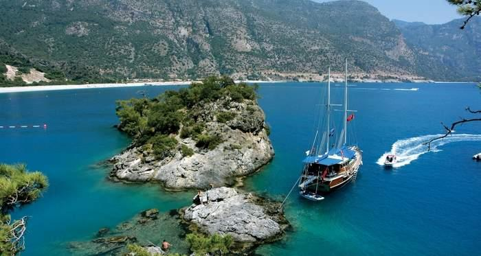Luxury Gulet charter turkey kekova