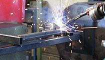 6-Achsen-Roboterschweißen