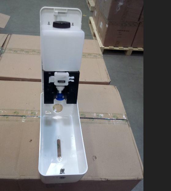 distributeur de gel