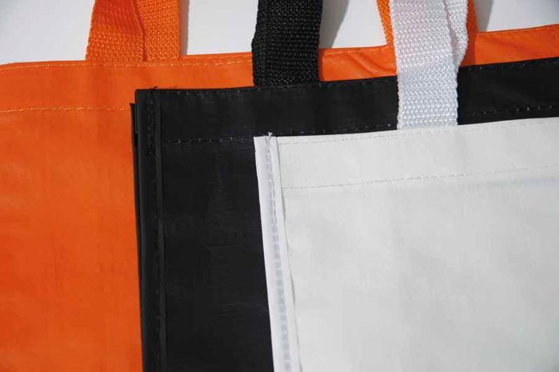 non woven bag - sac tissu non tissé réutilisable