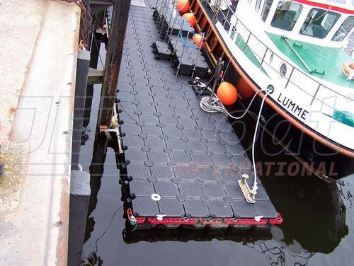Anlegeplätze für Schiffe