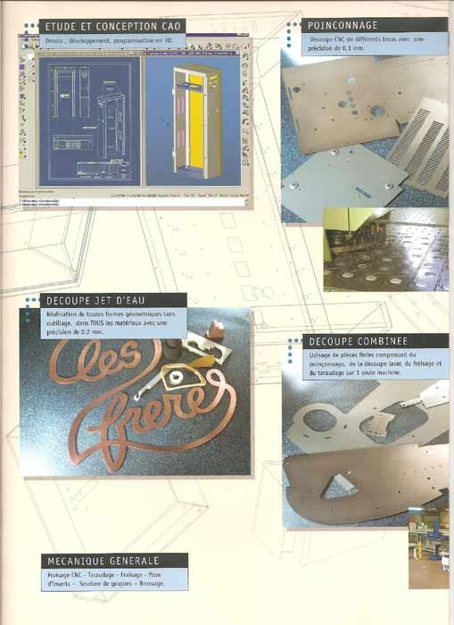 Brochure mecanic systems