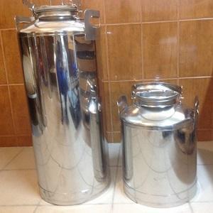 Auf Lager in Dillenburg: 100 Liter kaltgepresstes Bio- und konventionelles Amaranthöl. Mindestabnahmemenge: 50 Liter Versandbereitschaft.Squalen-Gehalt von 6,1 % Vitamin E – Gehalt von 85,6 mg/100g