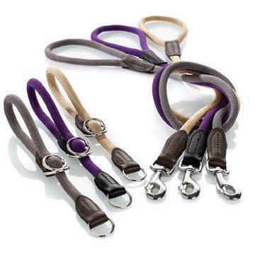Colliers et laisses en Corde  collier et laisse en corde. httpwww.romiaqs.com