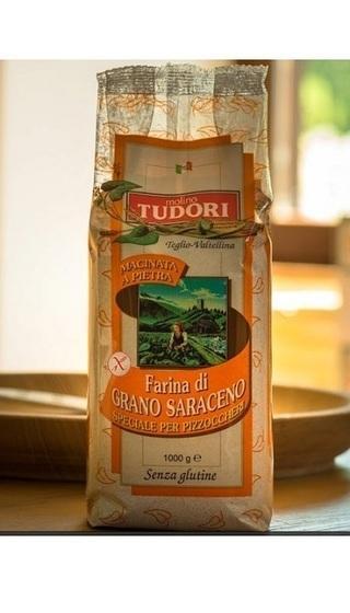 Farina di Grano saraceno speciale per pizzoccheri