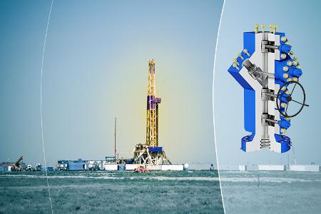 Öl- / Gasförderung