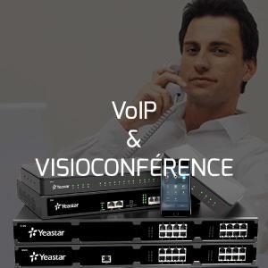 IP PBX | PABX | GATEWAYS VoIP GSM & ANALOGIQUES | VISIOCONFÉRENCE