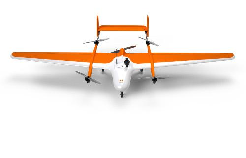 Le drone avion VTOL pour les missions de cartographie grande envergure  Le FoxyPro est totalement automatique conçu pour réaliser des relevés photogrammétriques et cartographiques longues distances.
