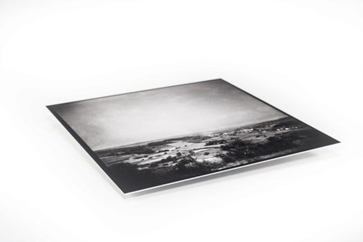 Impression sur papier numérique Standard ou fine Art. Montage sur Aluminium 1.5 mm ou 2 mm.