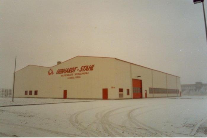 Firmensitz um 1990