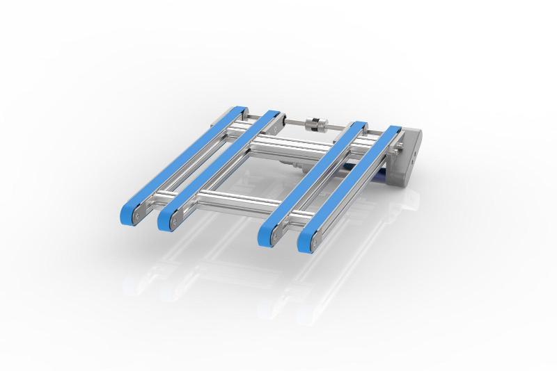 Modular kit 4-track