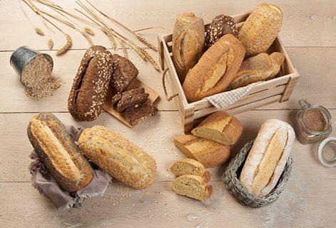 Distribuimos pan congelado
