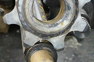 Hydraulik und Reparatur