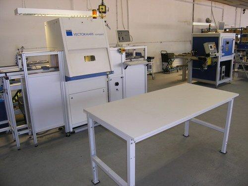 moderne Laseranlagen