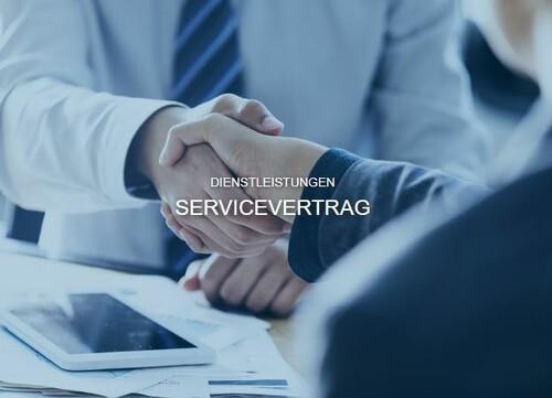 SERVICEVERTRAG