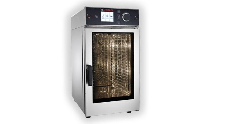 Steam convection oven 10 trays 1/1