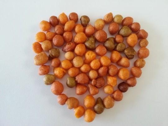 Backerbsen Herz von LAND-LEBEN Nahrungsmittel in Anthering.