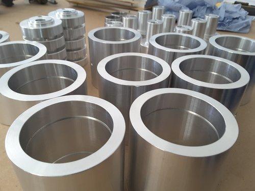 Präzisionsfräsdrehteile aus Aluminium