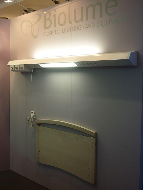BTL 2.0 with medical gases outlet