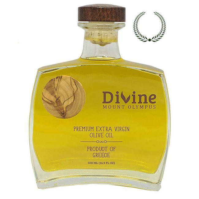 Divine Premium Extra Virgin Olive Oil