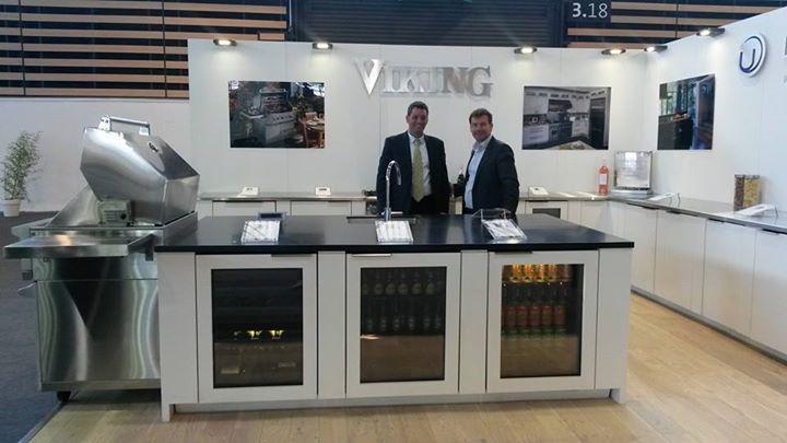 Stand U-Line Viking Sadecc 2015 Lyon