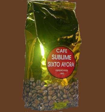 Café Sublime Sixto Ayora Especial Bares