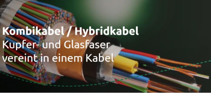 Kombikabel / Hybridkabel