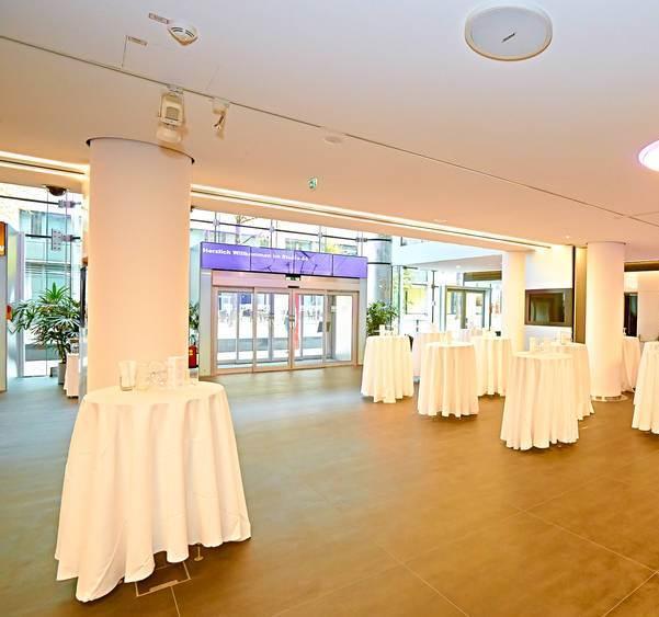 Catering Studio 44 Eventlocation Wien.