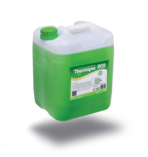 Niezamarzający płyn na bazie glikolu propylenowego do napełniania instalacji chłodniczych i grzewczych.