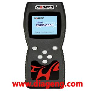 OBD2 scanner tool is a handheld device to diagnositc your vehicle. It supports all OBD2 protocol on all OBD2 compliant vehicles since 1996 to enable the user to accurately diagnose engine problems .