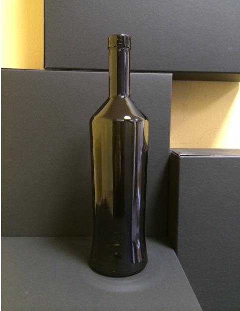 NEW GENIUS GLASS BOTTIGLIA VETRO FOTO 1