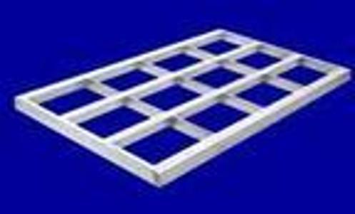 Hurtz entwickelte mehrere Spezialprofile für die Produktion von Filtrationsrahmen zum Sieben und Trennen von Stoffen sowie für den Reinraumbereich.