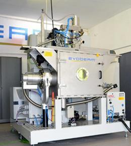 Elektronenstrahl-/Laser-Bearbeitung