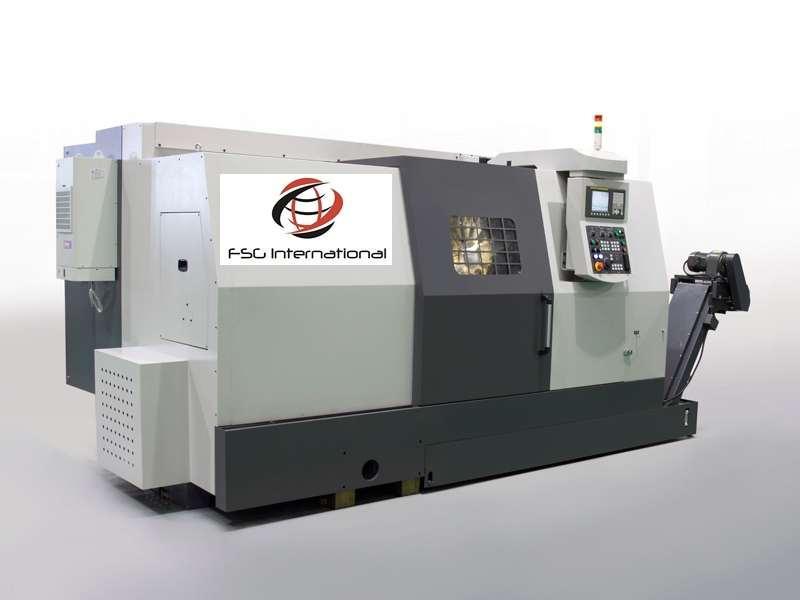 CNC Fanuc Lathe Machine