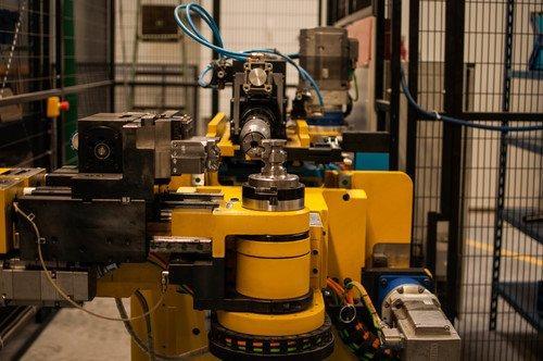 CNC Tube bending machinery Silfax